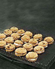 Carrot Cake Sandwich Cookies Recipe   Martha Stewart