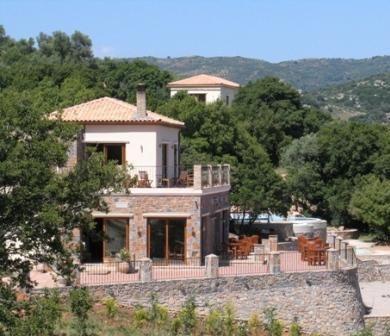 Odysseia Stables in Avdou, Crete (Greece)