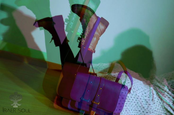 Fotografía de moda sobre abstraccion lirica