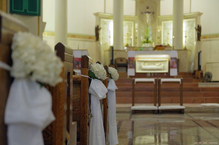 Details of Church Interior by Pavel Voronenko