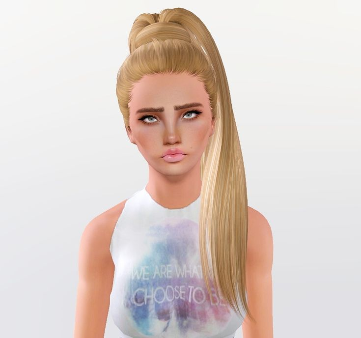 Bfly 132 hairstyle retextured by Monolith for Sims 3 - Sims Hairs - http://simshairs.com/bfly-132-hairstyle-retextured-by-monolith/