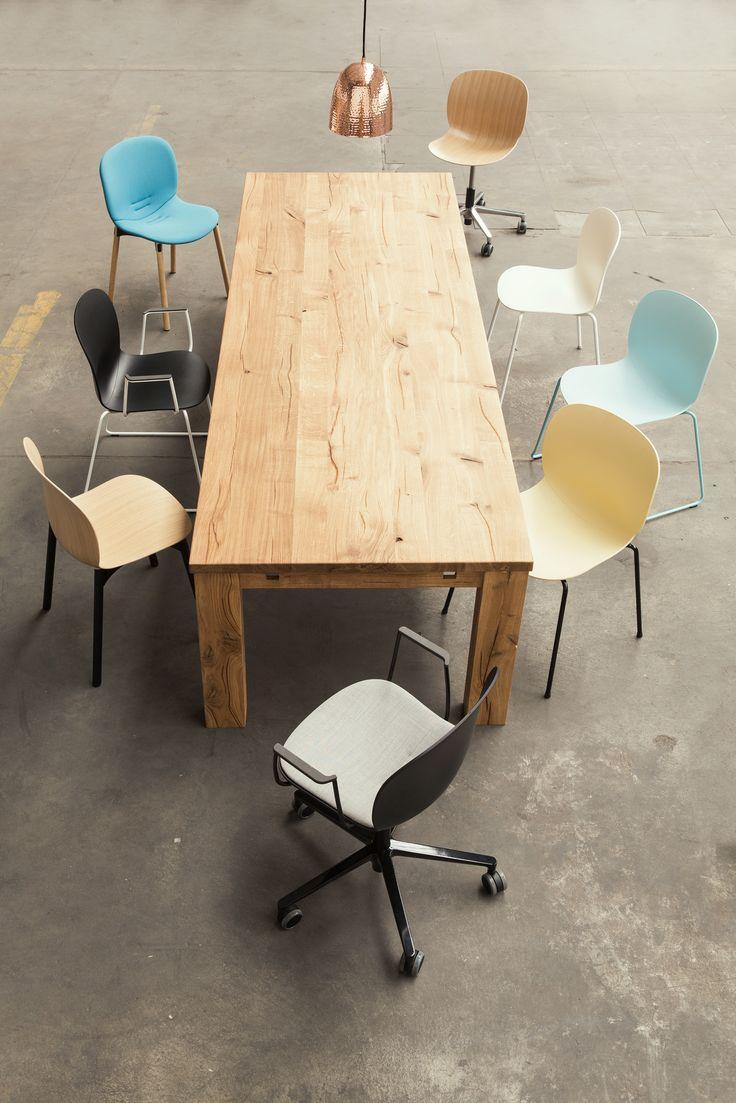 Mountain, spisebord | Kristensen&Kristensen