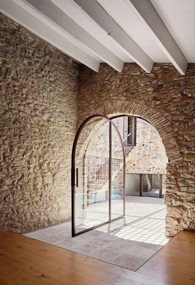 Rehabilitación de una Masía_Arquitectura-G_Girona