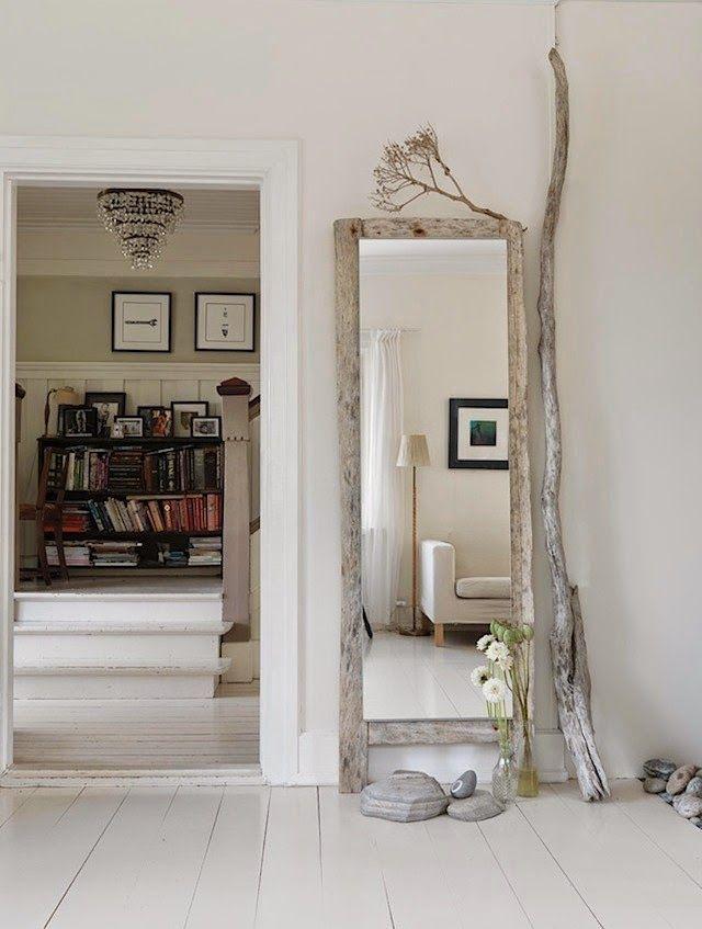 M s de 25 ideas incre bles sobre espejos de cuerpo entero for Espejos rectangulares horizontales