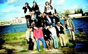 28.11.2012  Les dunkerquois à l'heure  de la samba (article du phare dunkerquois)  #pharedunkerquois #samba #brésil #danse #echangeetpartage #unitedofhouse #dunkerque #mocidadeunidadagloria
