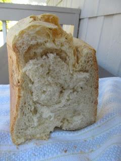 The Boys Made Me Do It Rosemary Bread