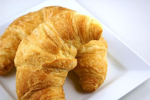 Good Food and More: French Women Don't Get Fat - Recipe for Croissants