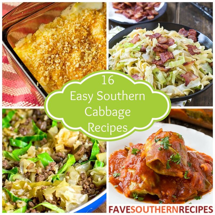 how to cook cabbage southern style