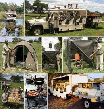 Affordable Safaris Tours to Southern Africa: Namibia, Botswana