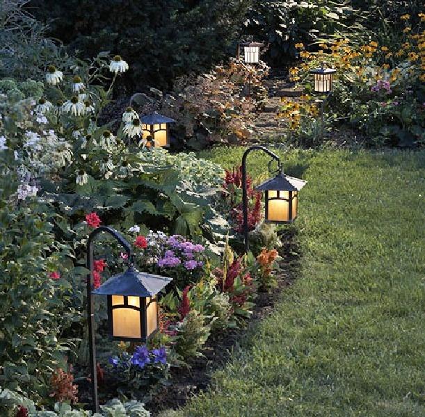 best 20+ craftsman path lights ideas on pinterest | craftsman ... - Solar Patio Lighting Ideas