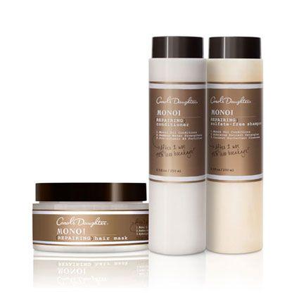 Natural Hair Care, Natural Beauty Products, Natural Skincare - Carols Daughter - Invincible Hair Set