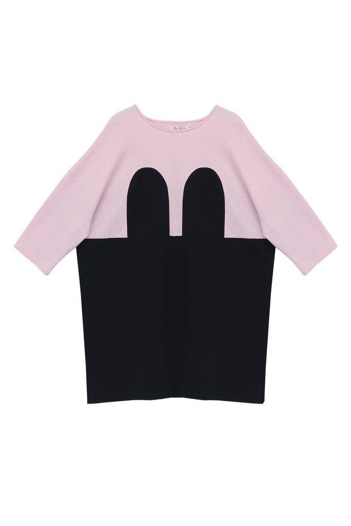 MICKEY SQUARE DRESS