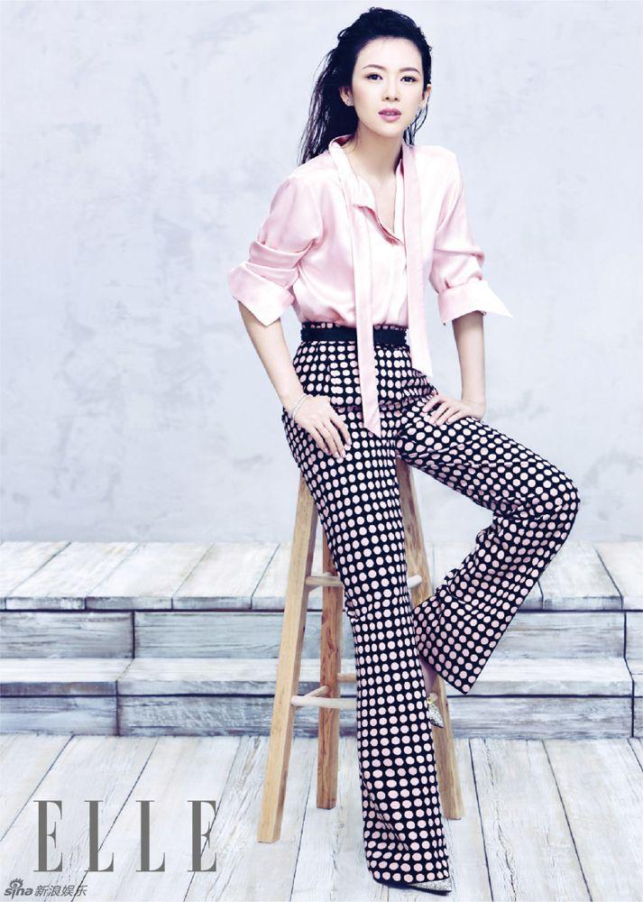 Chinese actress Zhang Ziyi   http://www.chinaentertainmentnews.com/2015/08/zhang-ziyi-poses-for-photo-shoot.html