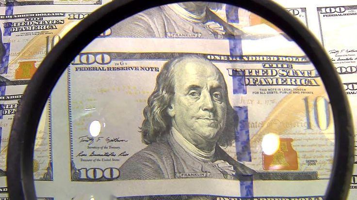 US Dollar Bills Production – #bills #dollar #dolla…