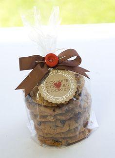 Christmas Cookies wrap