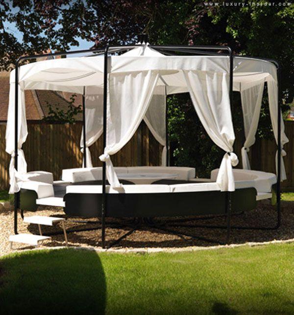les 10 meilleures images du tableau rideaux d 39 ext rieur sur pinterest rideau exterieur. Black Bedroom Furniture Sets. Home Design Ideas