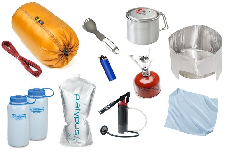 Cooking gear for the Appalachian Trail thru-hiker
