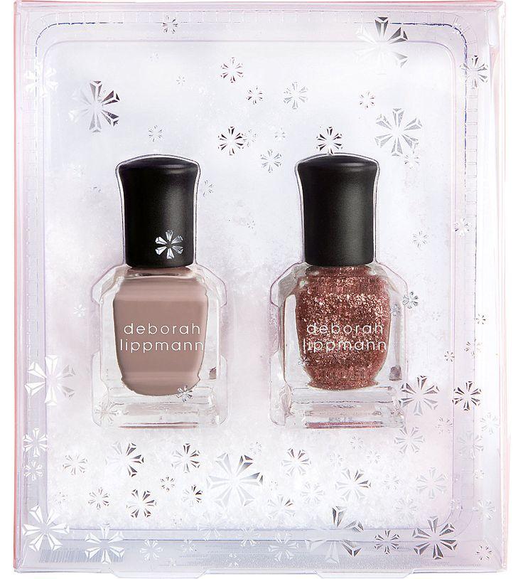 Roses In The Snow nail polish set http://bit.ly/1LIVGgd