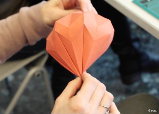 piegatura della carta / folding paper
