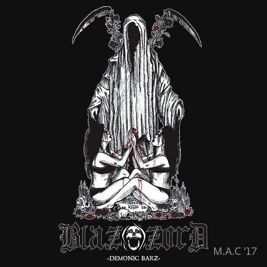 Blazzord - Demonic Barz