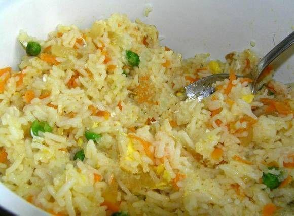 Рис с овощами. Рецепт моей свекрови