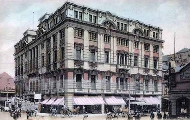 Rand Club in 1892