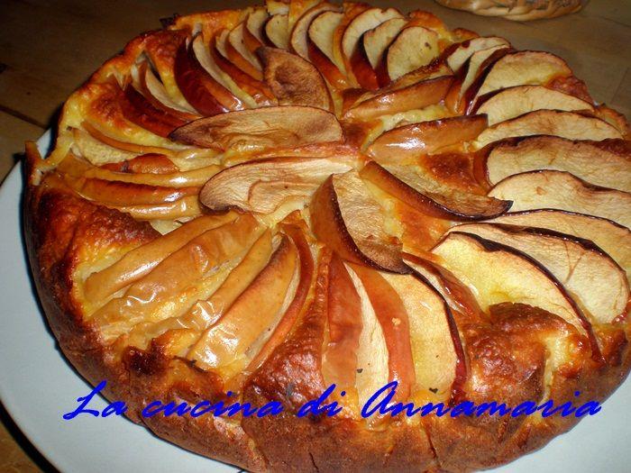 Torta+di+mele+light,+ricetta+anche+per+diabetici
