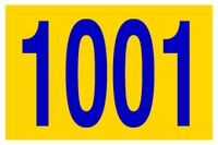 Number 1001 is a blend of the energies of number 1 appearing twice doubling its vibrations, plus the powerful energy of number 0 also appearing twice, doubling its influences. Number 1 relates to the vibrations of new beginnings, creation and creativity, motivation and progress, intuition and inspiration, happiness and positivity, achieving success and personal fulfilment. Number 1 also reminds us that we create our own realities with our thoughts, intentions and beliefs.
