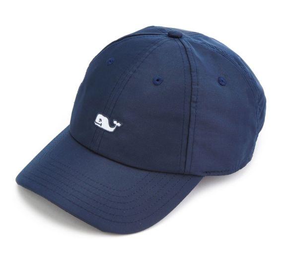 Vineyard Vines Performance Baseball Hat - Vineyard Navy