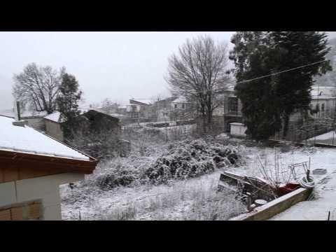 Neve A Ceppagna (IS) 11/02/2013
