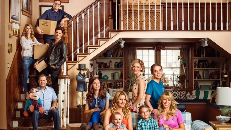 Oh, Mylanta! New 'Fuller House' trailer will give you '90s nostalgia