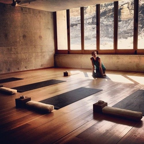 find this pin and more on home yoga space - Home Yoga Room Design