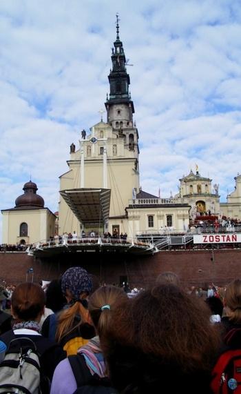 Two bike pilgrimages to Czestochowa!