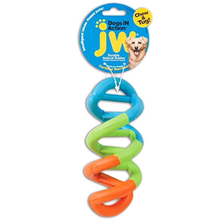 Indestructible German Rubber Dog Toys