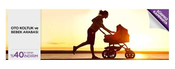Oto Koltukları bebek Arabaları indirimli kampanyası http://birkerede.com/s/miai