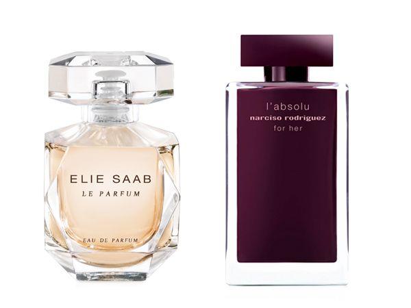 ELIE SAAB  / NARCISO RODRIGUEZ Kostbare Parfum-Miniaturen zu je 7,5ml Entdecken Sie in Ihrer Beauty Box jeweils eine der beiden Parfum-Miniaturen.