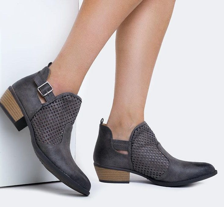 26 Inexpensive Ankle Boots You'll Want To Wear All Day