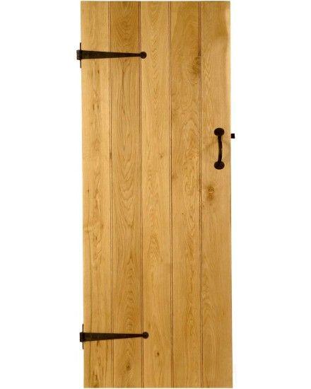 Barn Solid Oak Door