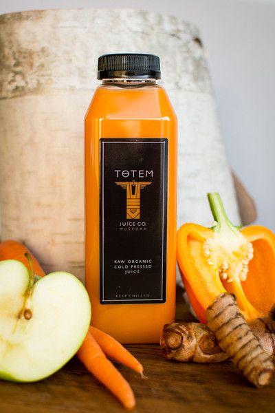 B O N F I R E - Cold Pressed Juice // Totem Juice #health