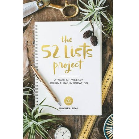 If you're after a way to practice mindfulness but don't fancy finding time to meditate daily in your hectic schedule, check out the 52 List Project, the brain child of zen blogger Moorea Seal. A technique developed to help you hone in on all the things that are important to you, from what kind of person you want to be to positive things you wish to focus on in the future, the project involves filling out a different list per week, with the aim of reminding you of your true priorities.
