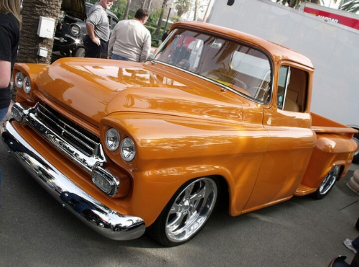 58 or 59 Chevy truck