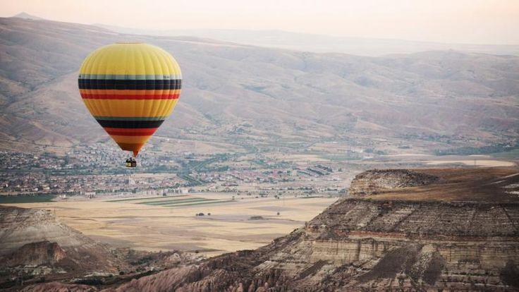 Balloon in Sky