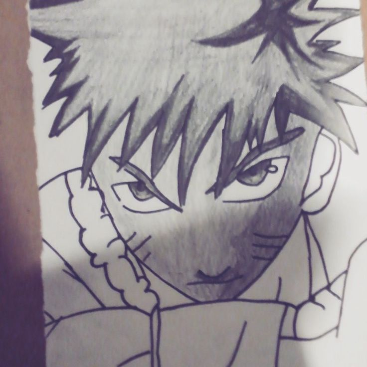 Naruto #my drawing