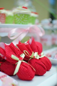 """Photo 37 of 58: Strawberry / Summer """"Strawberry Picnic""""   Catch My Party"""