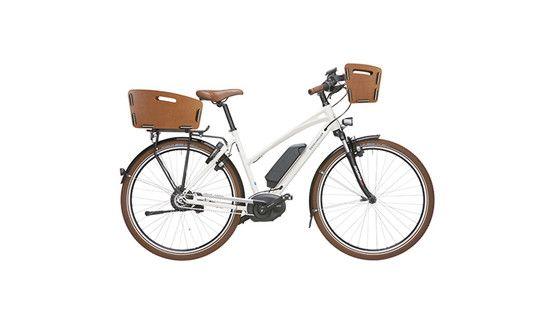 KlickFix Radkiste 2 Holz Fahrradkorb Gta natura