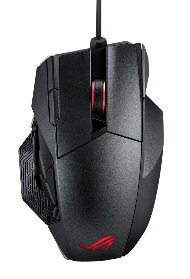 ASUS ROG launches new Spatha MMO gaming mouse with RGB LED effects - http://vr-zone.com/articles/asus-rog-launches-new-spatha-mmo-gaming-mouse-rgb-led-effects/108257.html