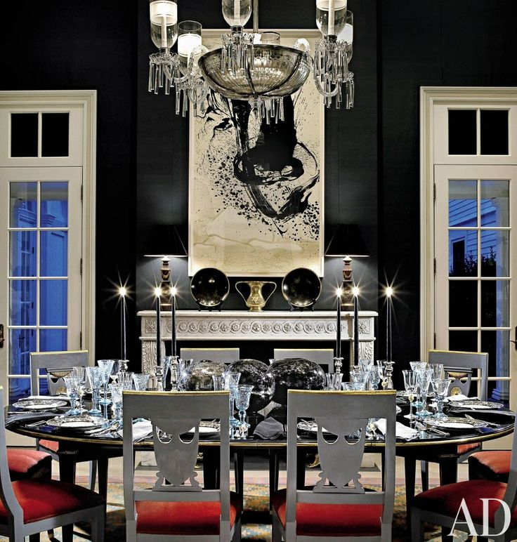 Dining room fireplaces a collection of ideas to try about for Tom hoch interior designs inc
