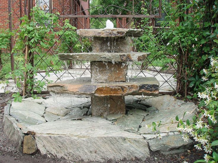 314 best Water Fountains images on Pinterest Garden fountains