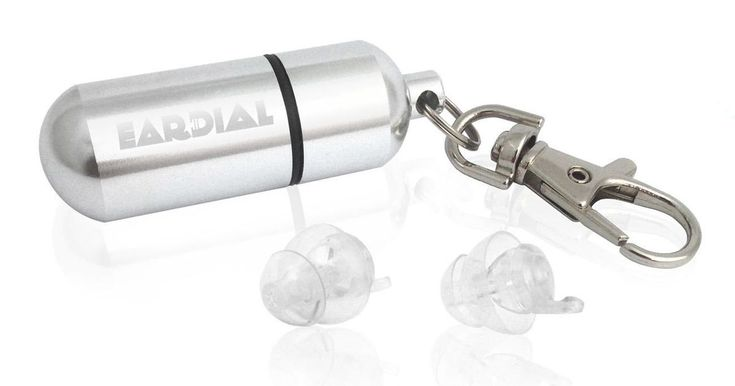 These invisible earbuds are the perfect stocking stuffer for music lovers  ||  Get some help with that ringing in your ears. http://mashable.com/2017/11/18/invisible-earplugs-for-loud-concerts/?utm_campaign=crowdfire&utm_content=crowdfire&utm_medium=social&utm_source=pinterest