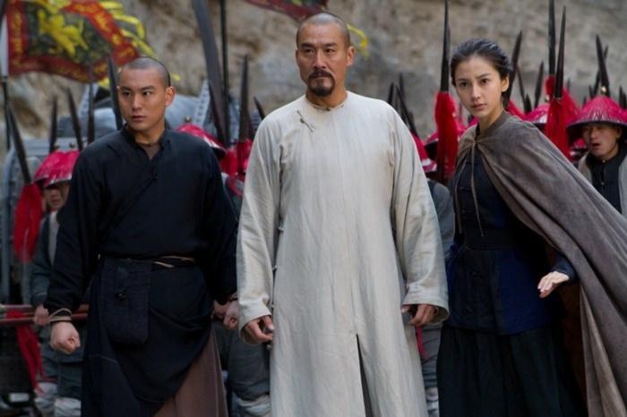 Yuan Xiaochao, Tony Leung Ka Fai, AngelaBaby - Tai Chi Hero